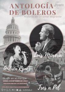 "Konzert ""Antología de Boleros"""