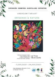 """Ausstellung """"ORÍGENES & NATURA"""""""
