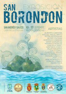 """Ausstellung """"SAN BORONDÓN"""""""