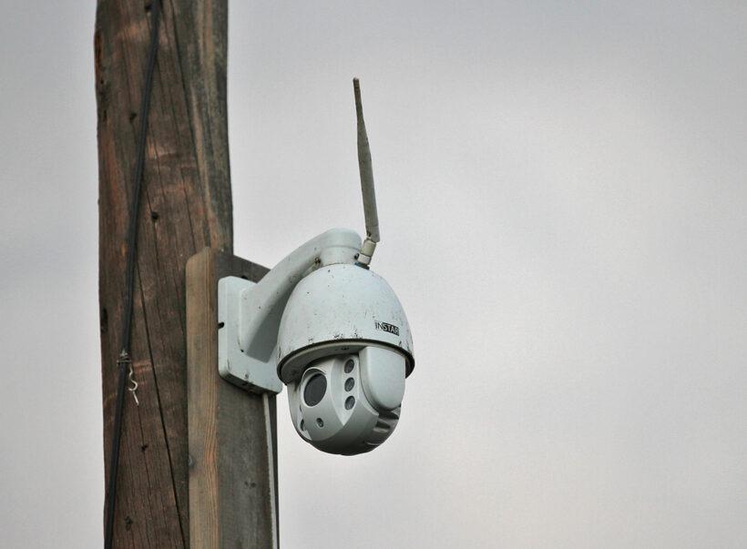 Instar Vulkan Webcam La Palma