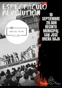 """Show Revolution"""