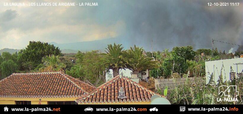 Last webcam photo La Laguna